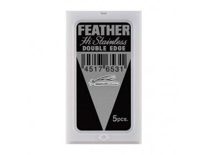 Feather Hi stainless 5-cz.nomorebeard.com
