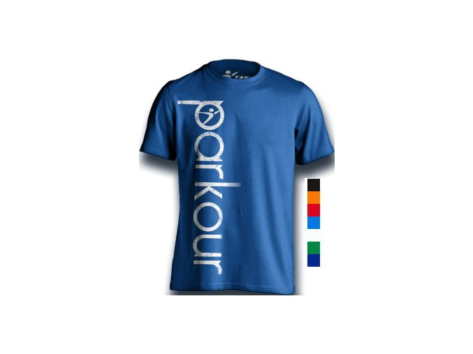 original parkour tee royal blue 2 copy