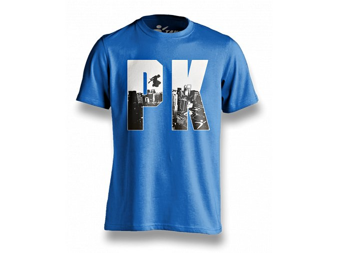 Pk Jumper tee blue