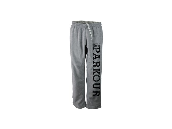 take flight parkour pants gray