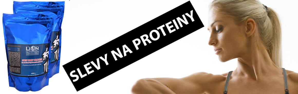 Chci proteiny se slevou