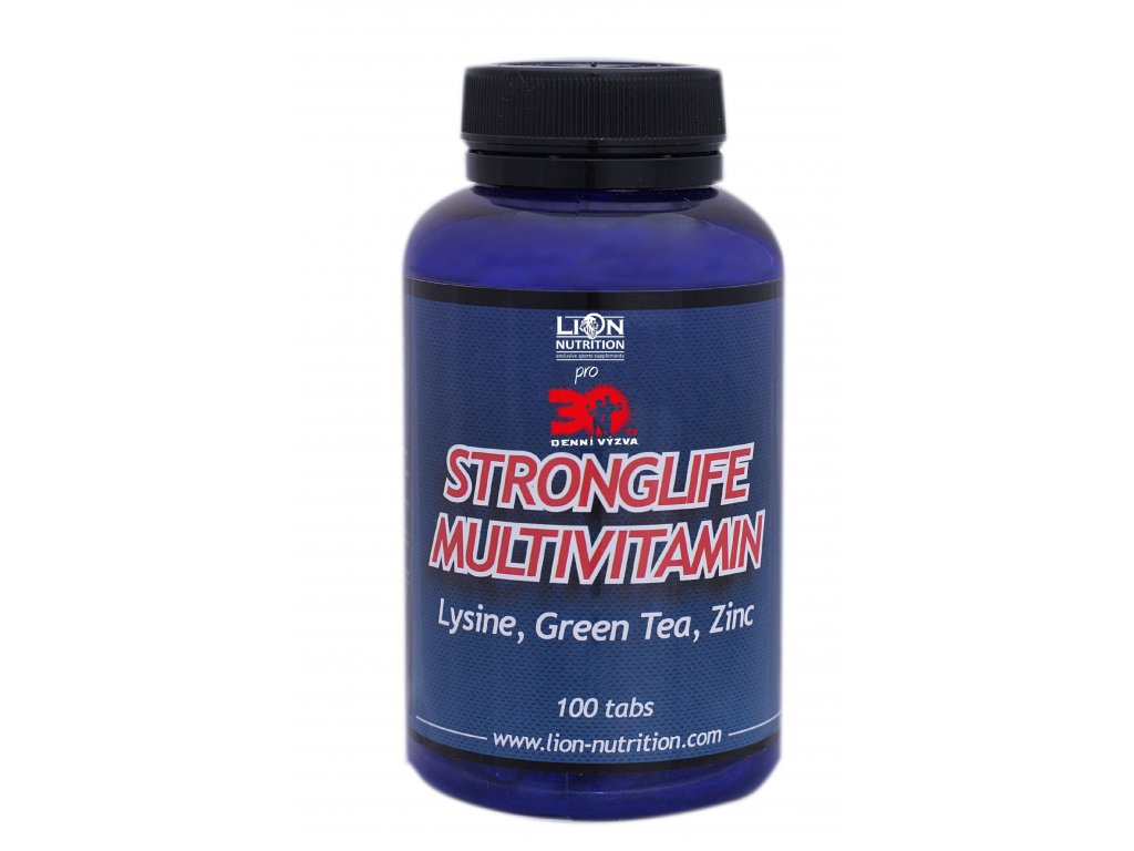 Stronglife Multivitamin, 100 tablet