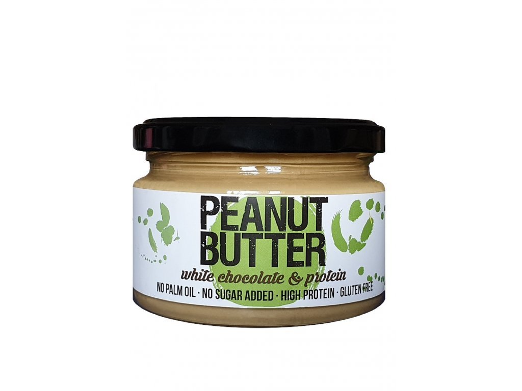 Peanut Butter White Chocolate & Protein, 260g