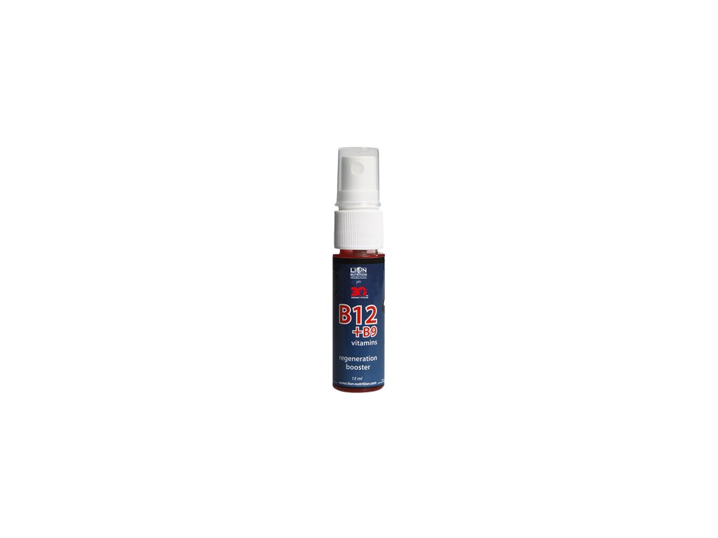 B12 + B9 Regeneration Booster, 15ml