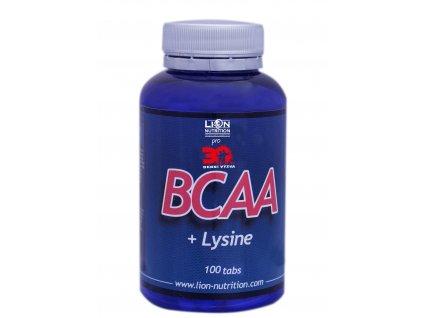 BCAA + Lysine, 100 tablet