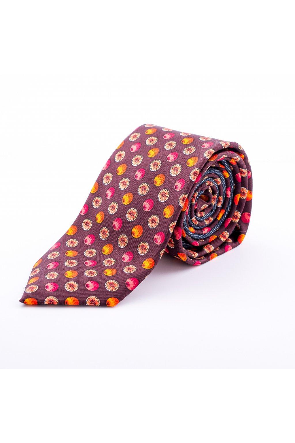 Hedvábná kravata Joshua