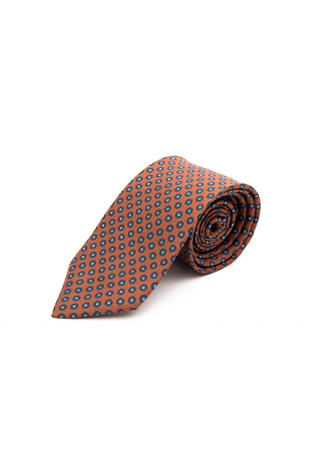 Hedvábná kravata Elliott