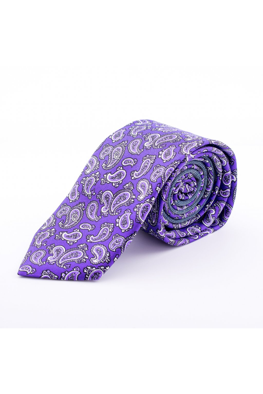 Hedvábná kravata Bernie