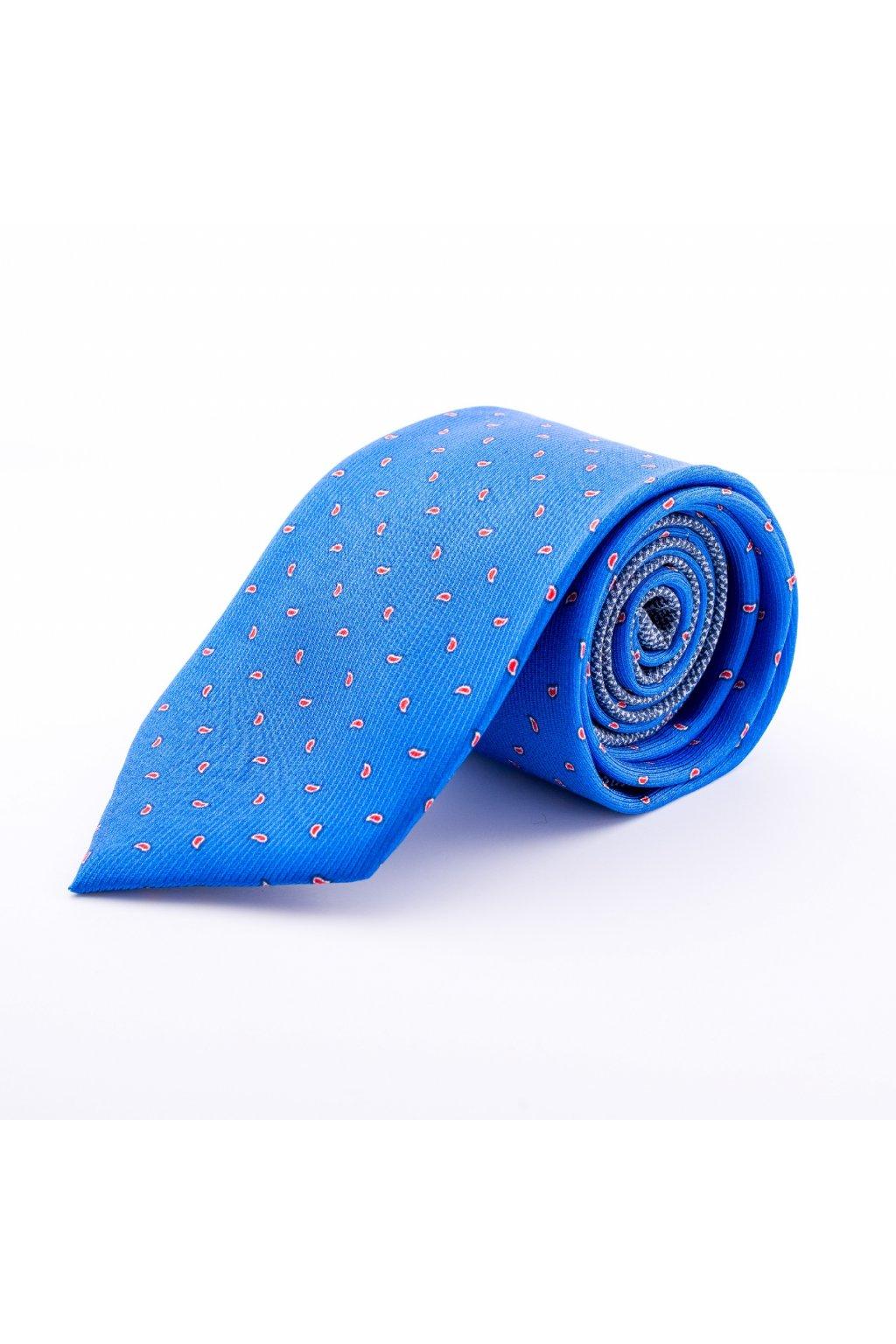 Hedvábná kravata Rocky