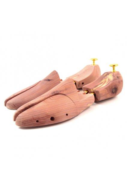 Cedrové napínáky na boty