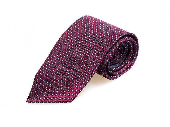Hedvábná kravata Alvin