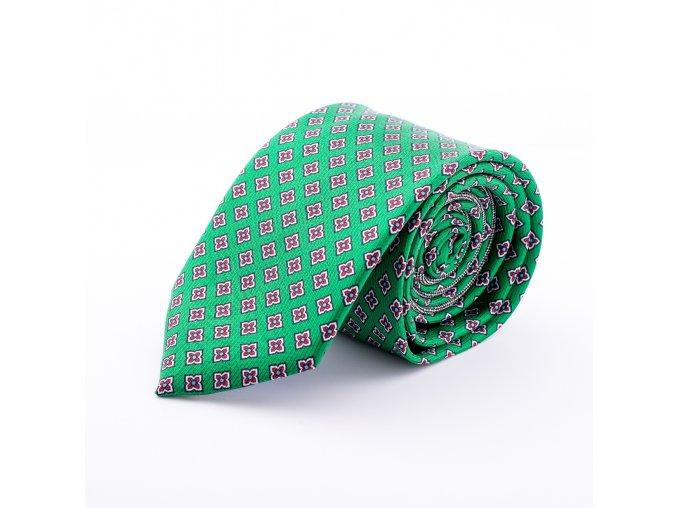Hedvábná kravata Nathan