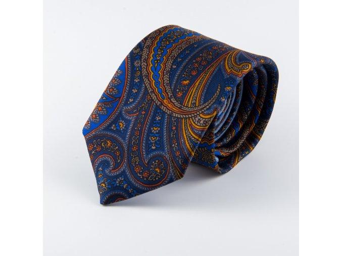 Hedvábná kravata Kennith
