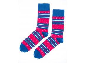 Barevné ponožky Krista