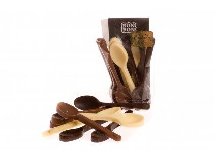Čokoládové lžičky 81g