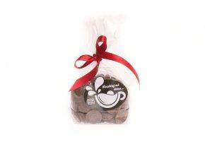 Čokoláda pro doma 100g - hořká 58%