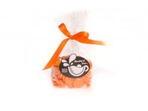 Čokoláda pro doma 100g - pomerančová