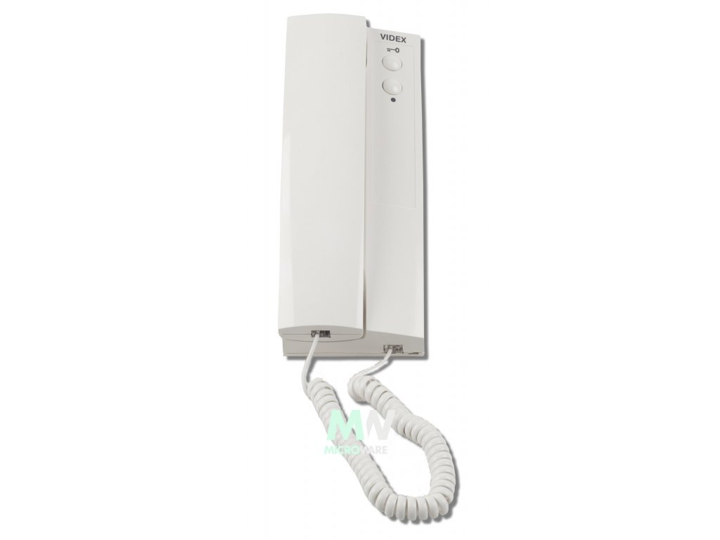 Videx 316x BUS telefon