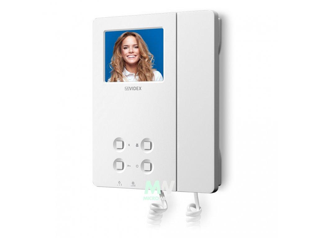 Videotelefon Videx 6286 se sluchátkem