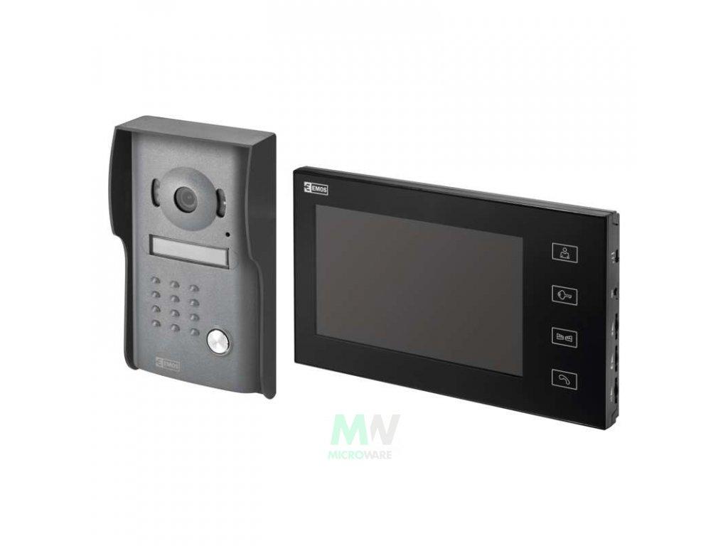 Emos H1014 - RL-10M Domácí videotelefon, barevná sada