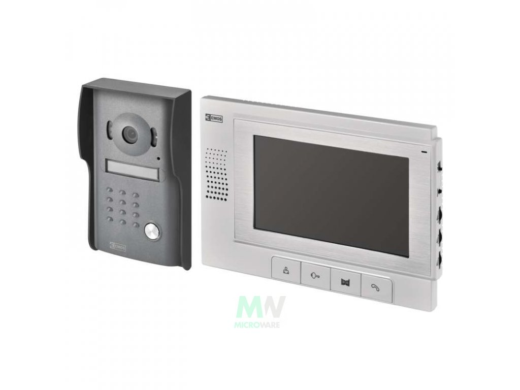 Emos H1011 - RL-03M Domácí videotelefon, barevná sada,