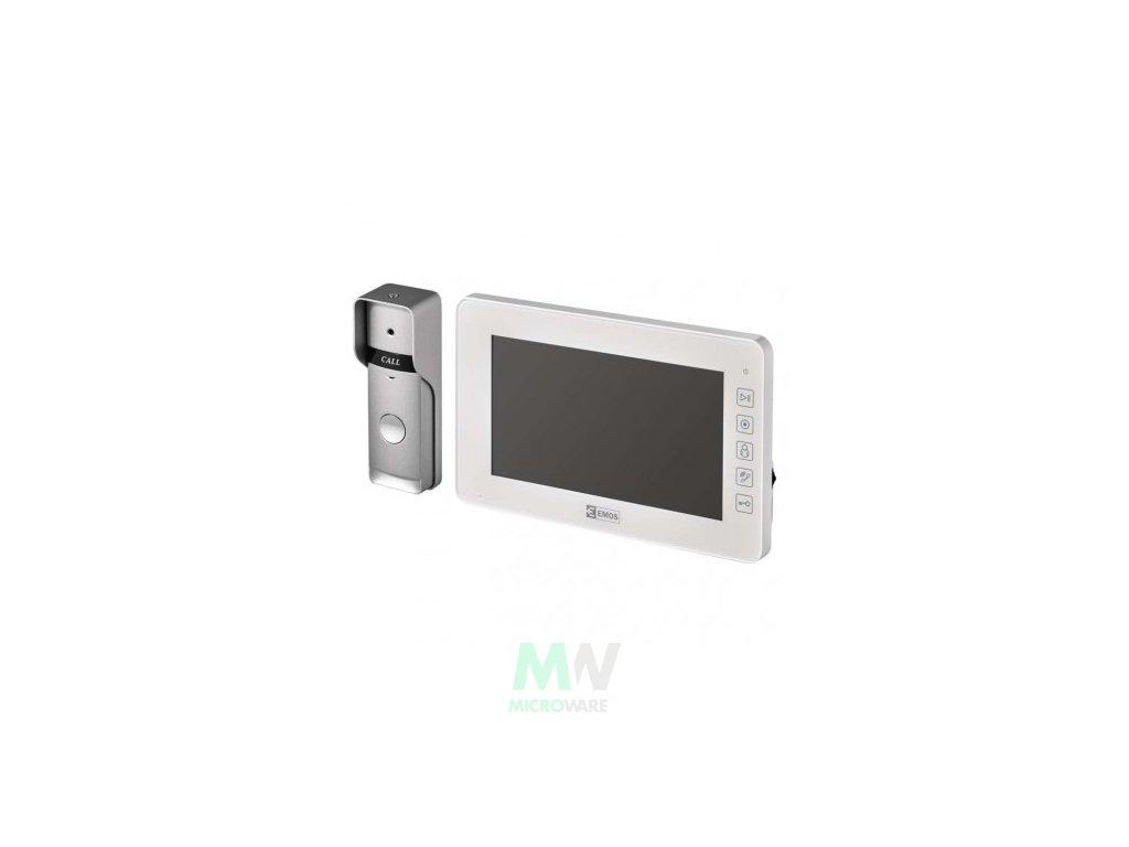 Emos H2015 Domácí videotelefon EMOS, barevná sada