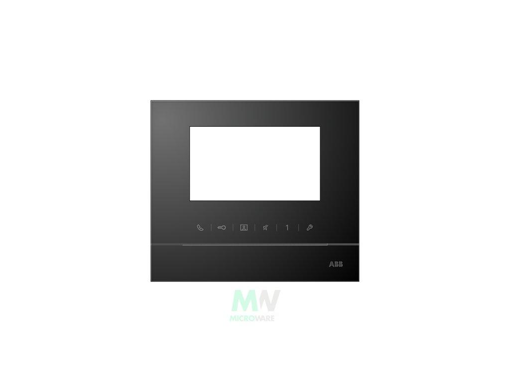 2TMA210050B0003 Kryt pro domovní videotelefon, černý, černá