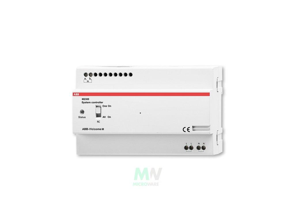 Univerzální řídící jednotka k audio a video sadám ABB 2TMA210160H0001