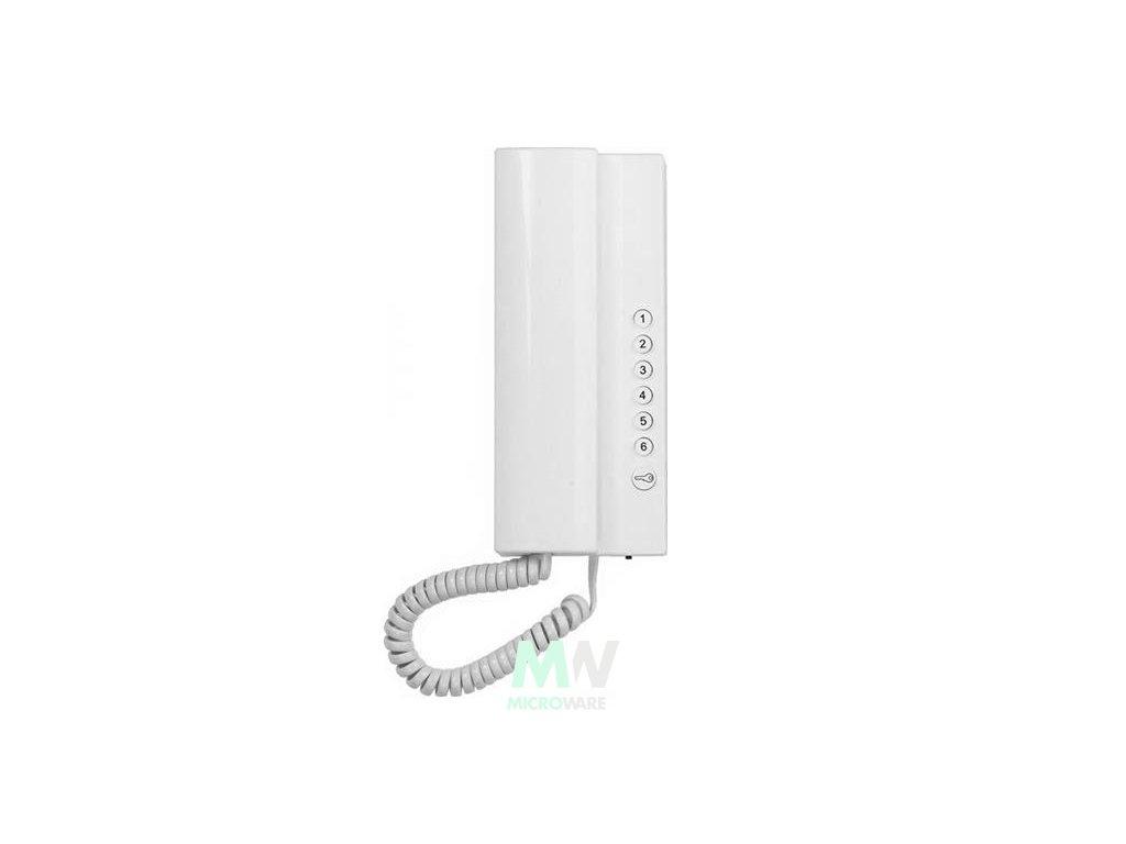 Tesla 4FP 211 03 Domácí telefon 2-BUS Elegant