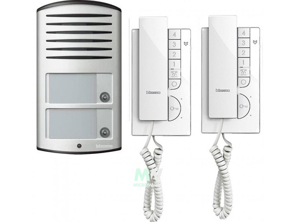 366821 Interkom Linea 2000 audio
