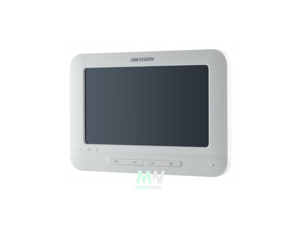 """Hikvision DS-KH6310-W IP bytový monitor, 7"""""""