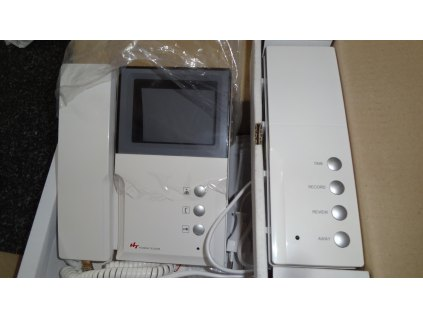 HYUNDAI TELECOM HA-200 - Video Doorphone monitor + HVM-200B tlačítka