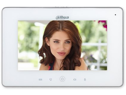 "Dahua VTH5221DW-S2 - WIFI 7"" SIP monitor, slot na micro SD kartu"