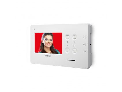 "Videx 6488 Barevný 4,3"" BUS2 handsfree videotelefon Videx série 6400"