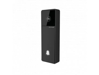 Comelit VS8101 IP černé video tablo VISTO s 1 tlačítkem pro VIP systém Comelit.