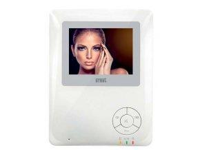 Urmet 956/92 Přídavný hands-free videotelefon (slave) k soupravám 956/81 a 956/81HF