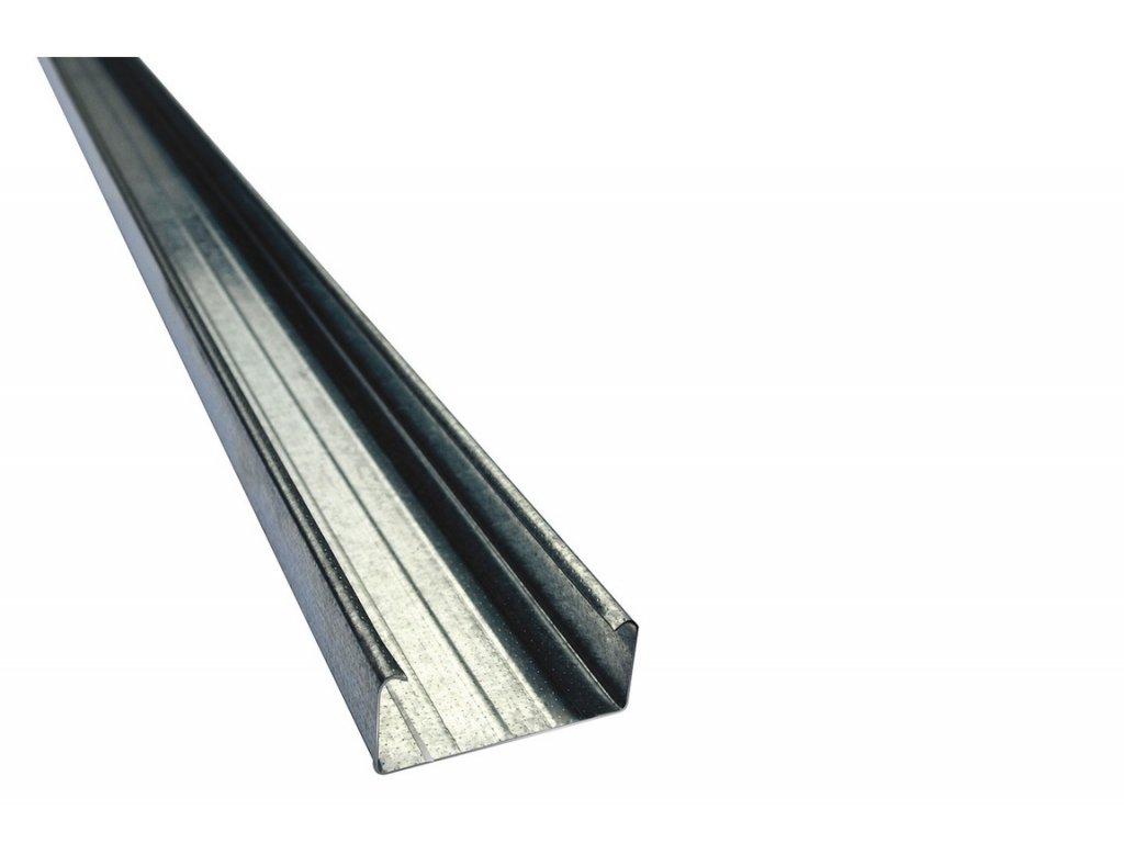 Ocelový výztužný profil CD (60/27/0,6) délka 3 m