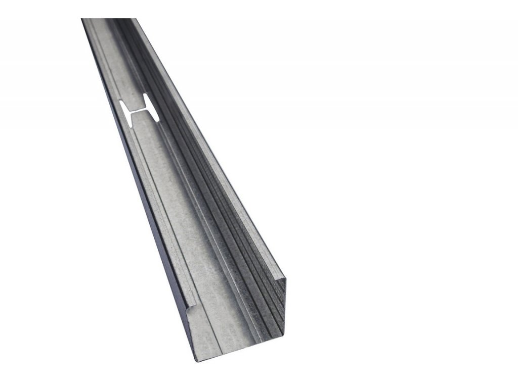Ocelový výztužný profil CW (50/50/0,6) 4m