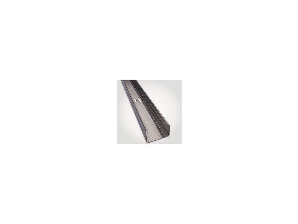 Ocelový výztužný profil CW (75/50/0,6) 4m