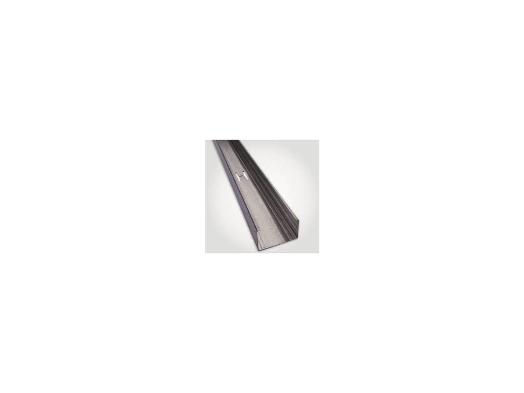 Ocelový výztužný profil CW (75/50/0,6) 3,5m