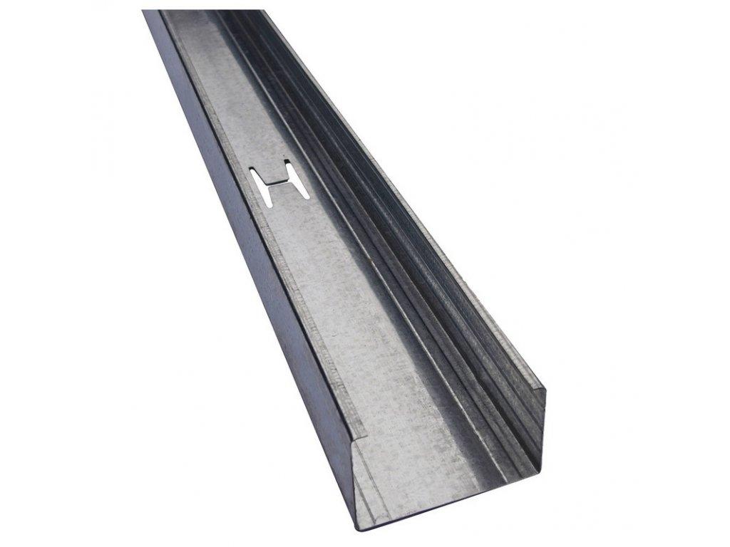 Ocelový výztužný profil CW (100/50/0,6) 2,5m