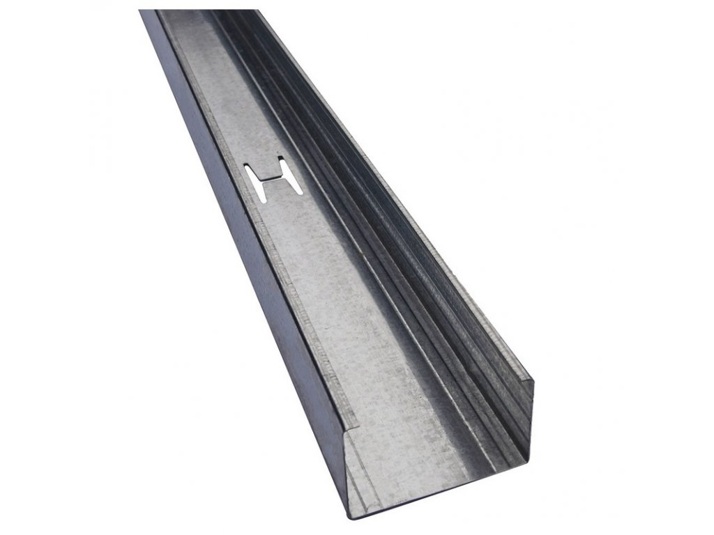 Ocelový výztužný profil CW (50/50/0,6) 2,5m