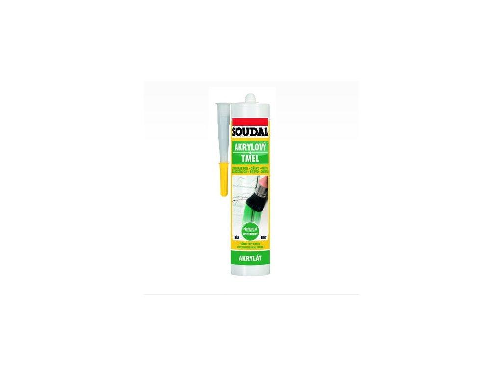 Akrylový tmel 280ml bílý - SDL