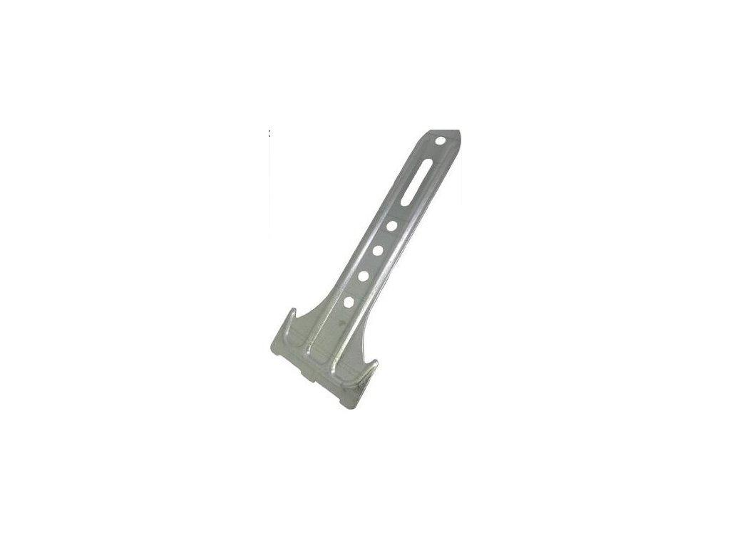 Krokvový závěs 150mm tvar T/1,0mm(100ks/bal)