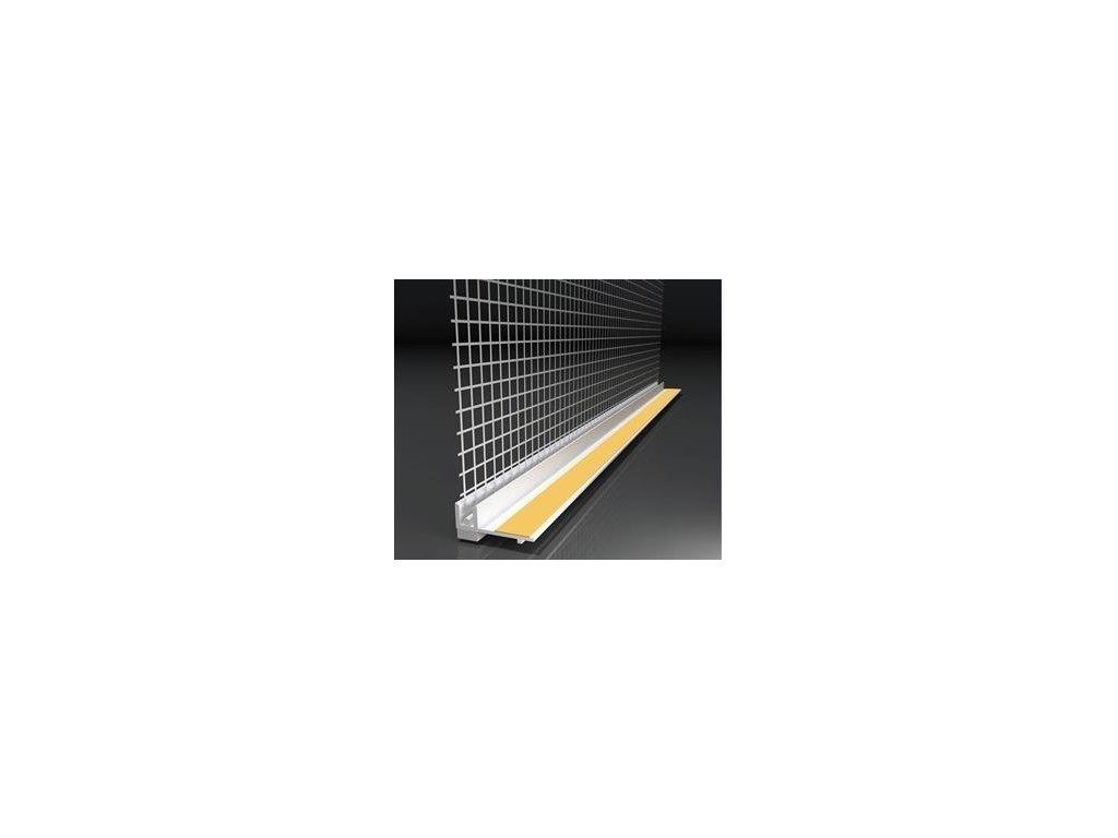 LS-VH 06/2400/VERTEX/lišta okenní začišťovací 6mm