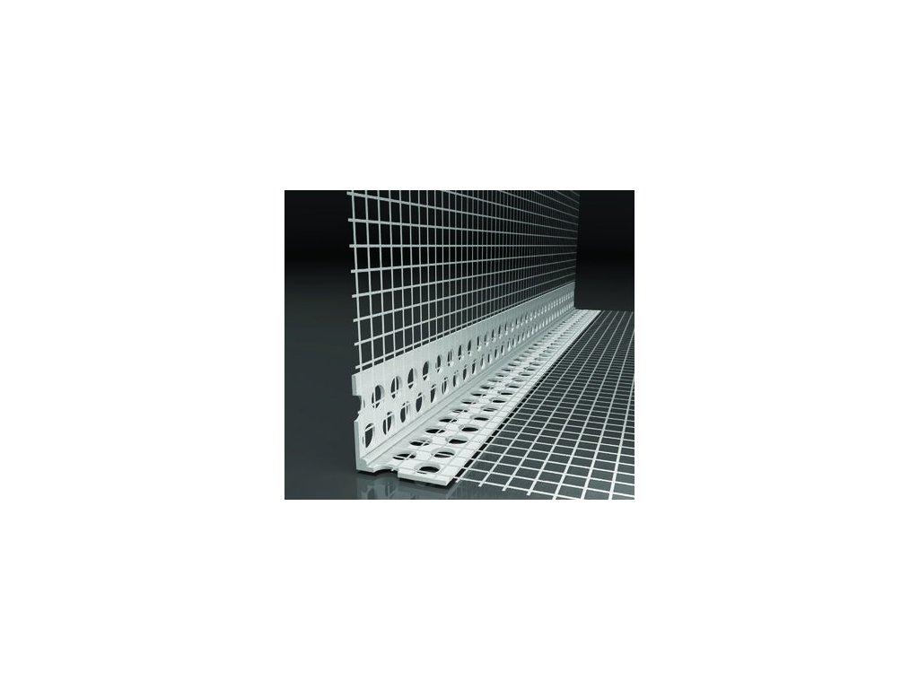 LK PVC 100/2500/VERTEX PVC roh s tkaninou