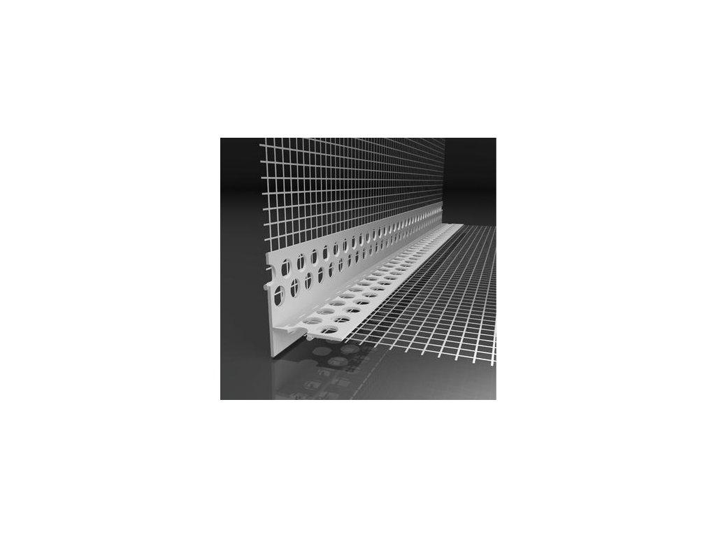 LTU 2500/VERTEX/okenní lišta s okapnicí