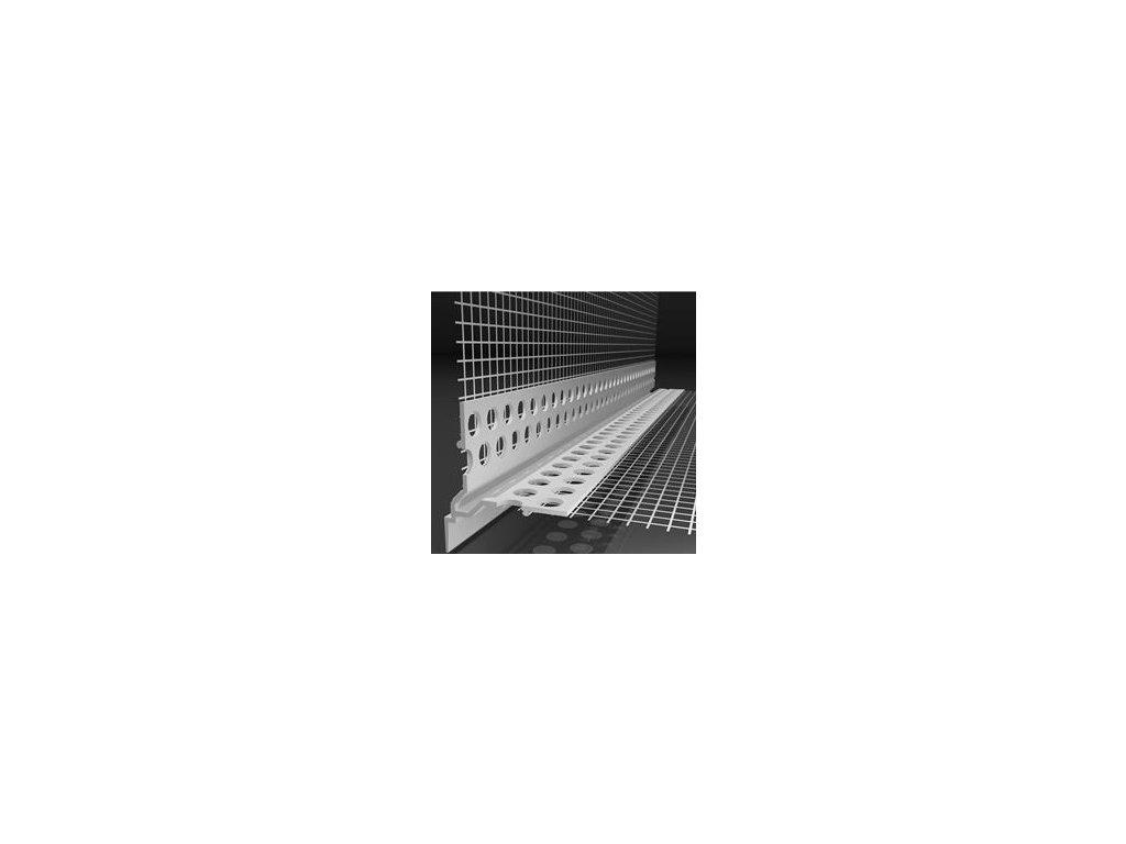 VLTU 2500/VERTEX/okenní lišta s přiznanou okapnicí