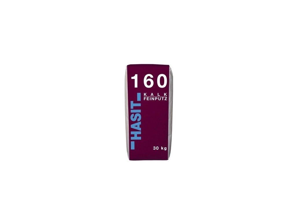 Omítka vápenná Hasit 160 zrnitost 1 mm 30 kg