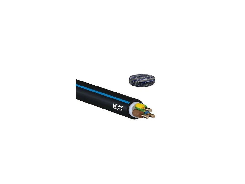 Kabel CYKY-J 3× 1,5 RE (100m/bal)